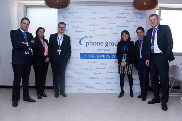 phone group jambar