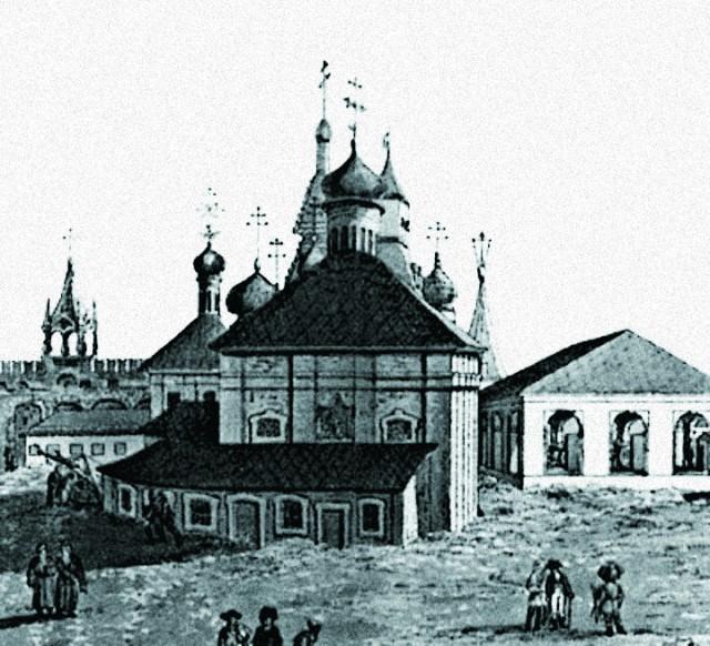 Николо-Гостунский собор