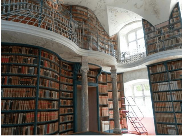 Our Lady of Einseldeln Archabbey Library