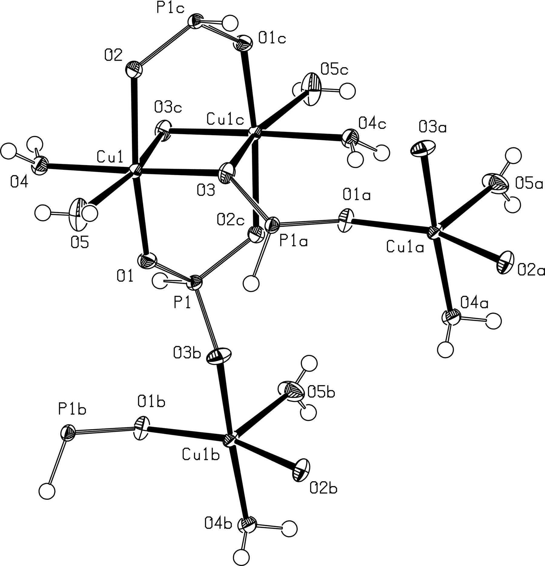 Iucr A Polymorph Structure Of Copper Ii
