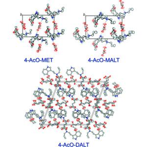 Iucr Psilacetin Derivatives Fumarate Salts Of The Methyl Ethyl Methyl Allyl And Diallyl Variants Of The Psilocin Prodrug