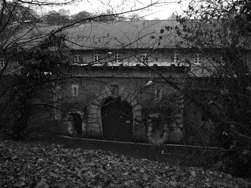 La Prison DArras Sous LOccupation Des Prisonniers