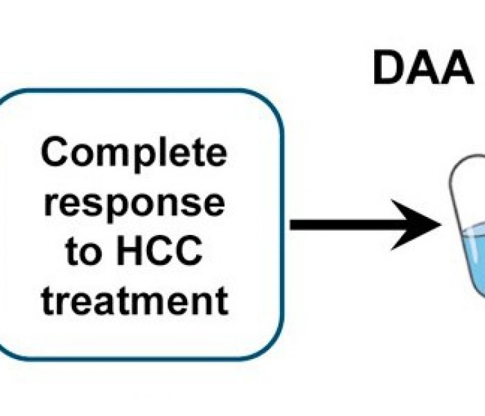 Does DAA Therapy for HCV Infection Increase Survival in Patients Who Have Responded to Treatment for Hepatocellular Carcinoma?