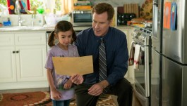 Scarlett Estevez plays Megan in Daddy's Home from Paramount Pictures and Red Granite Pictures
