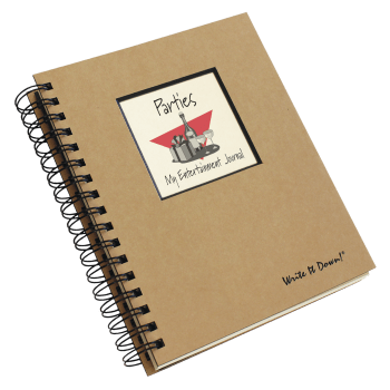 Parties, My Entertainment Journal