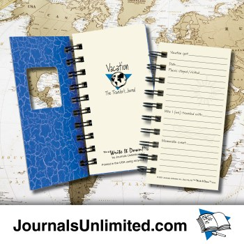 Vacation The Traveler's Journal