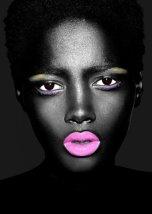 artistic-black-girl-fashion-makeup-model-Favim.com-196959