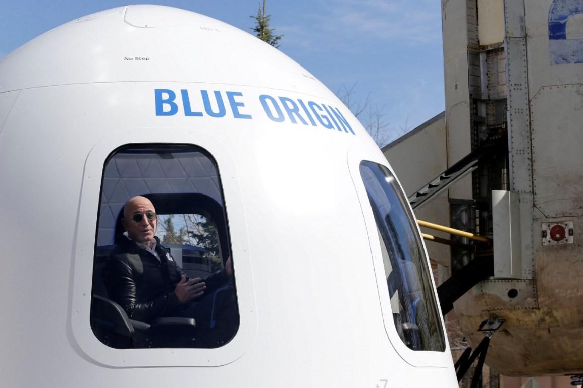Blue Origin has a new publicity strategy