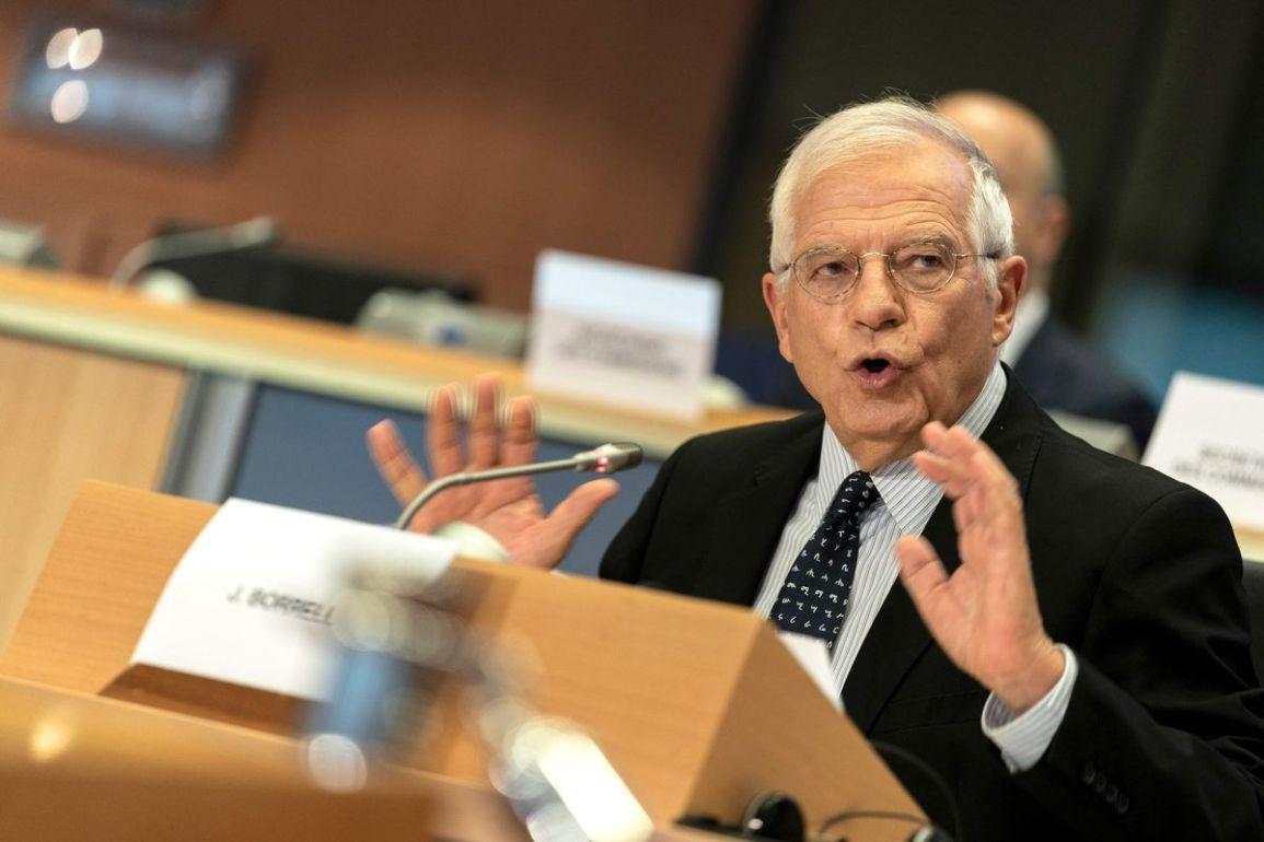 Josep Borrell Taliban Afghanistan