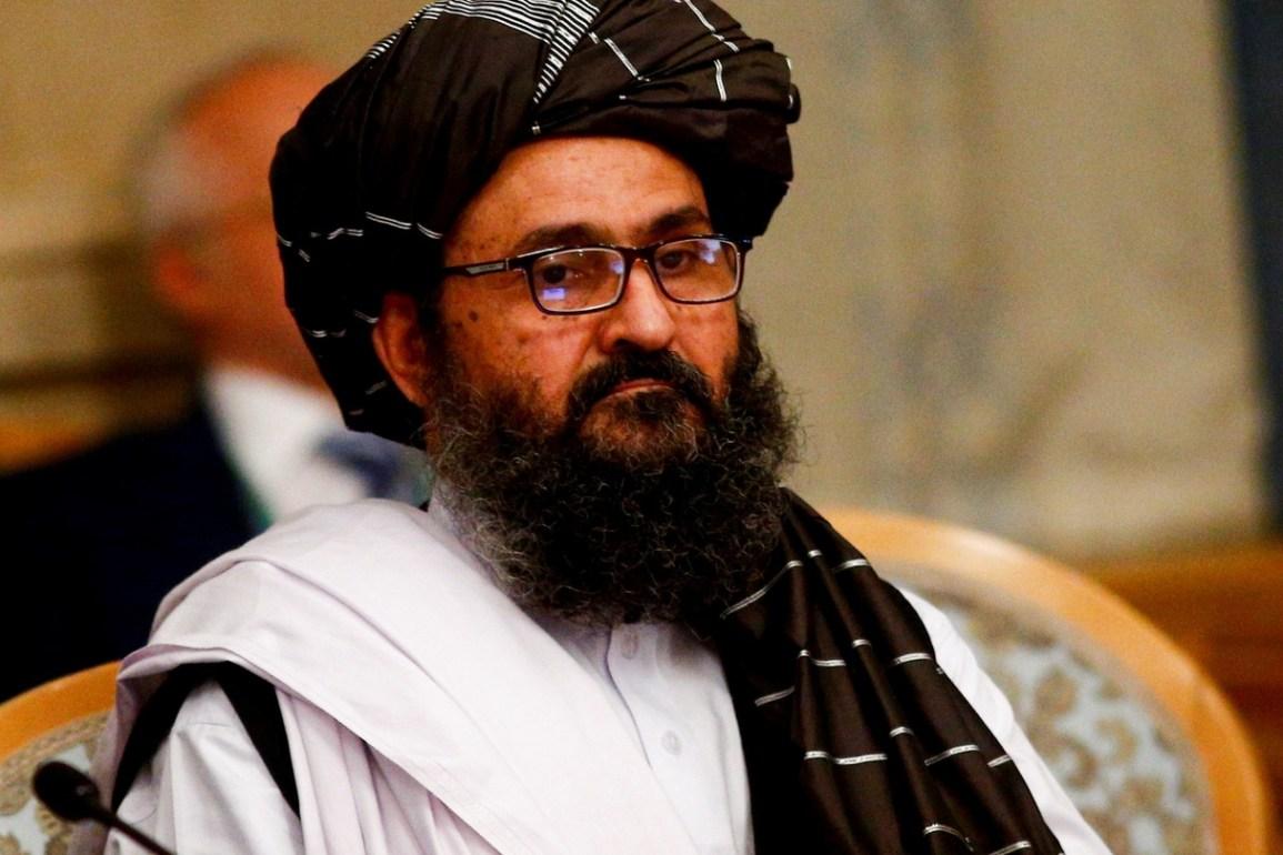 Abdul Ghani Baradar Taliban Leader
