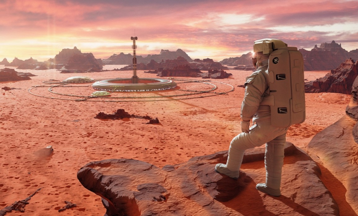 Mars Is Not So Suitable For Life