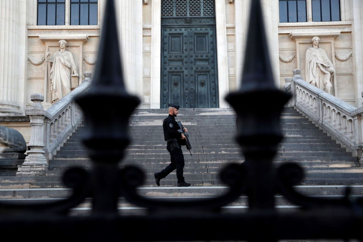 Terrorist Attacks Paris