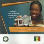 carte d'identité biométrique cedeao
