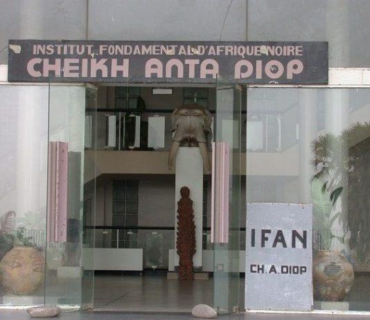 IFAN Université Cheikh Anta Diop