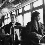 Rosa Parks le 1er décembre 1955