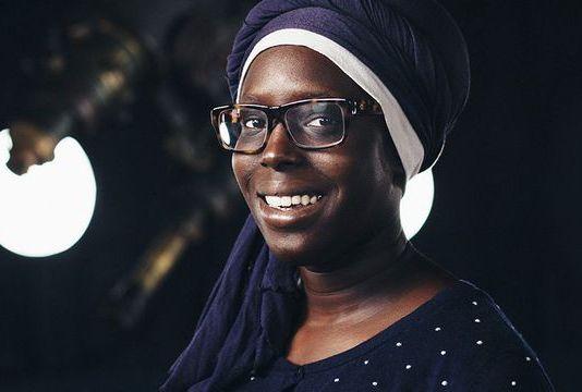 Fatoumata Kebe doctorante en astronomie
