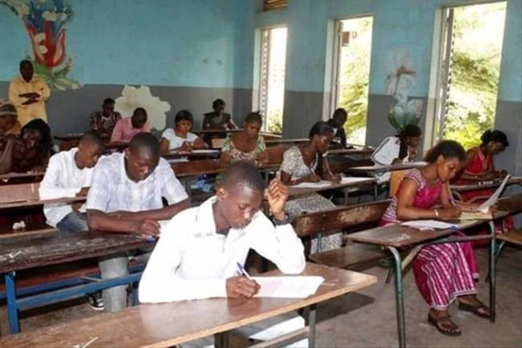 l'examen du baccalauréat 2017