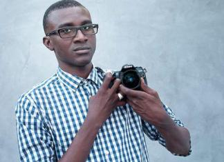 L'ISAC UCAD recontre avec Mamadou Gomis