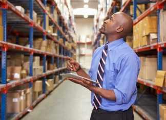 Emploi au poste de Responsable logistique