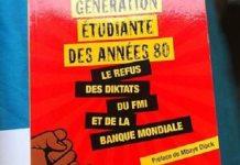 COUD Babacar Ndaw sort un livre sur la Banque mondiale et le FMI