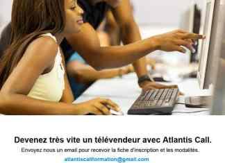 La société Atlantis call recrute des jeunes diplômés
