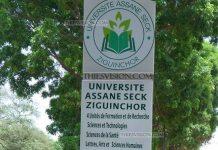 Recrutement de secrétaires de direction à l'université Assane SECK