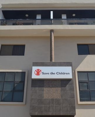 Recrutement save the children