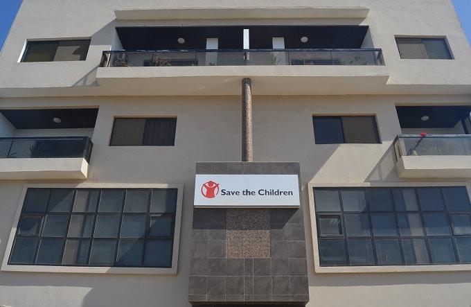 Recrutement save the children