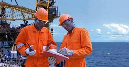 métiers du pétrole et du gaz