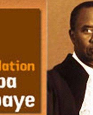 Offre de bourses de doctorat en droit par la Fondation Kéba Mbaye
