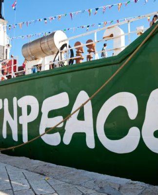 Recrutement de stagiaires par Greenpeace Afrique