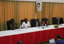 MSF CRFC IRD table ronde sur Ebola