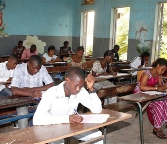 Baccalauréat 2017 au Sénégal