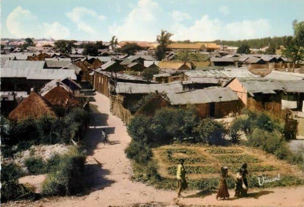 Histoire de la création de la Médina deDakar