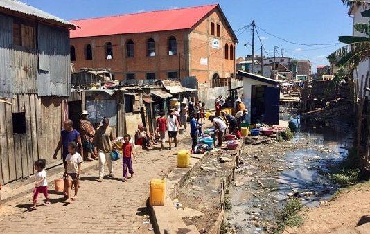 Madagascar Épidémie de Peste