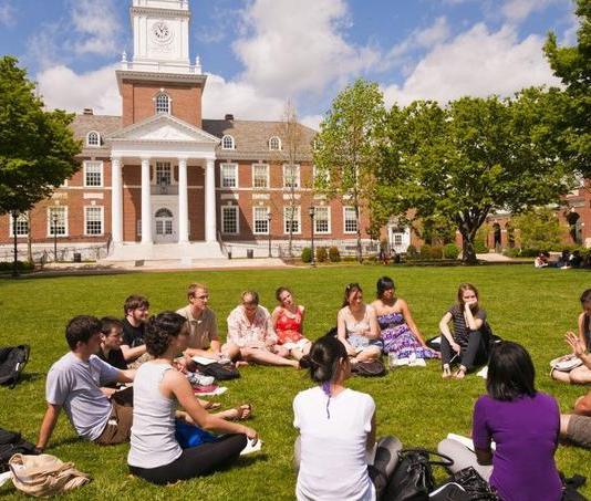 Baisse du nombre d'étudiants étrangers dans les universités américaines