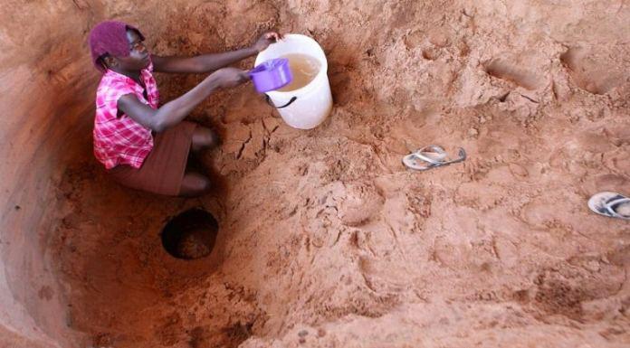 Problème d'accès à l'eau potable en Afrique malgré ses ressources