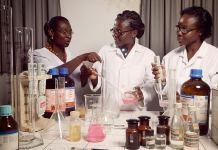 femmes et des filles de sciences