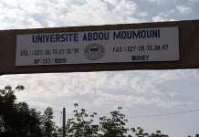 université de Niamey