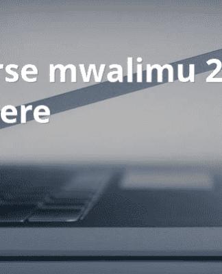 bourses Mwalimu NYERERE