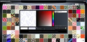 Seamless Website Pattern Background Designs