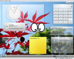 Kubuntu 11.10 – A Very Early Review