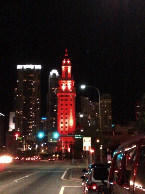 Freedom Tower, Brickell, Miami