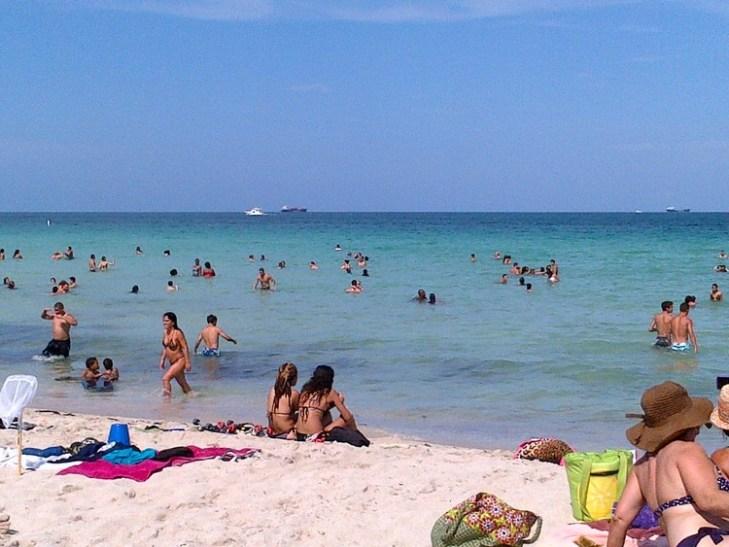 Ocean Drive Beach, Miami