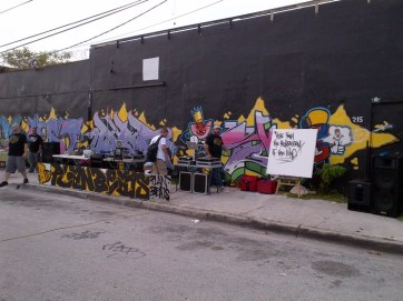 Wynwood Artwalk, Wynwood, Miami 2