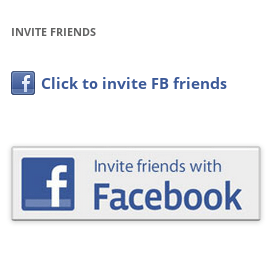 Invite Friends Buttons for WordPress