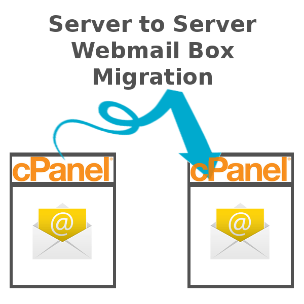 Server to Server Webmail Folder Migration using cPanel