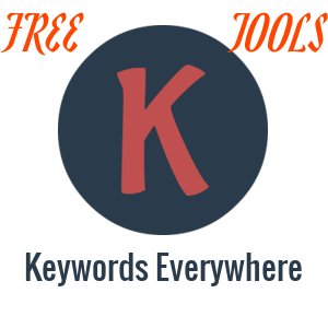 Keywords Everywhere free SEO extension for Chrome and Firefox