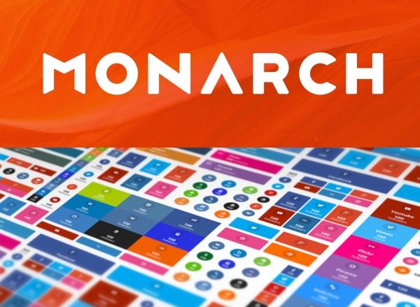 Monarch social share shortcode