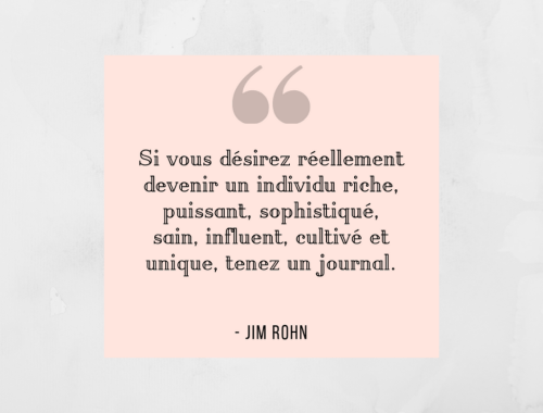 Citation jim Rohn